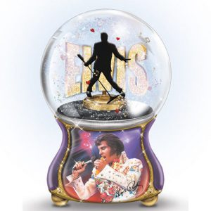 Elvis-Burning-Love-Musical-Water-Globe