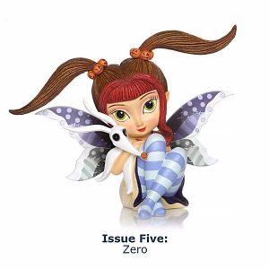 Age Bling It On Fairy Figurine Fabulous Hatterific Jasmine Becket-Griffith